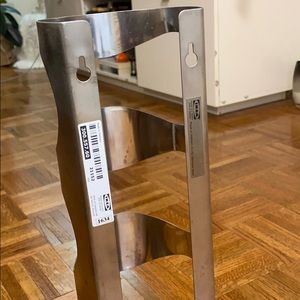 IKEA Dining - Set of two hanging wine racks